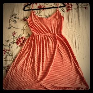 Kelly B. Summer Dress with layered skirt